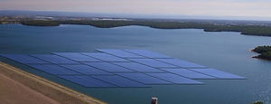 Hydrosun Floating Solar and Energy Storage Solutions