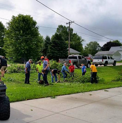 Storm Brush Clean-Up 2017