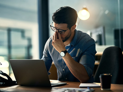 Dealing With Losing Your Job