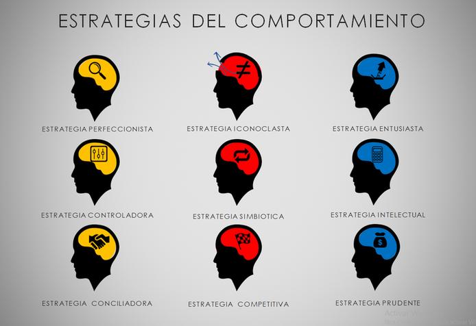 ¿Que son las Estrategias del Comportamiento?