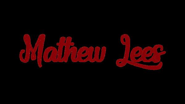 Mathew Lees - Coach