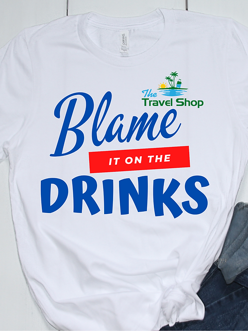 Blame it On the Drinks
