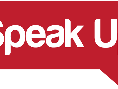 Speak Up - You Deserve To Be Heard