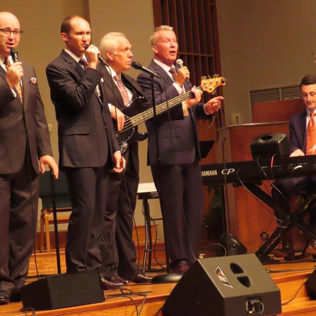 Mark Trammell Quartet 2020 RPBC