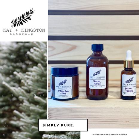Kay + Kingston Naturals