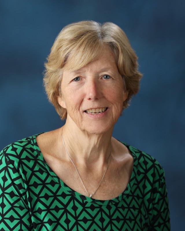 Laura Sauer, Salem's retiring Resource Teacher