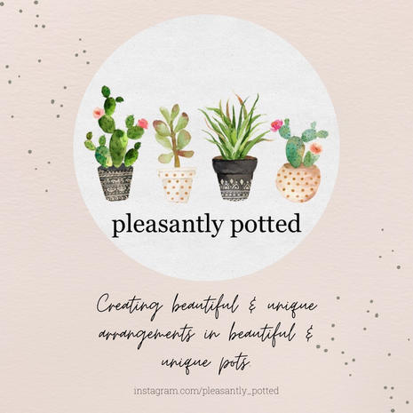 Pleasantly Potted