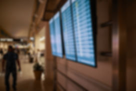 airline-flight-schedules-on-flat-screen-