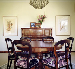 Antique Balloon Chairs AFTER