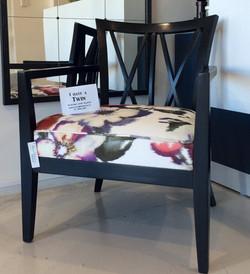 Hourglass Chair