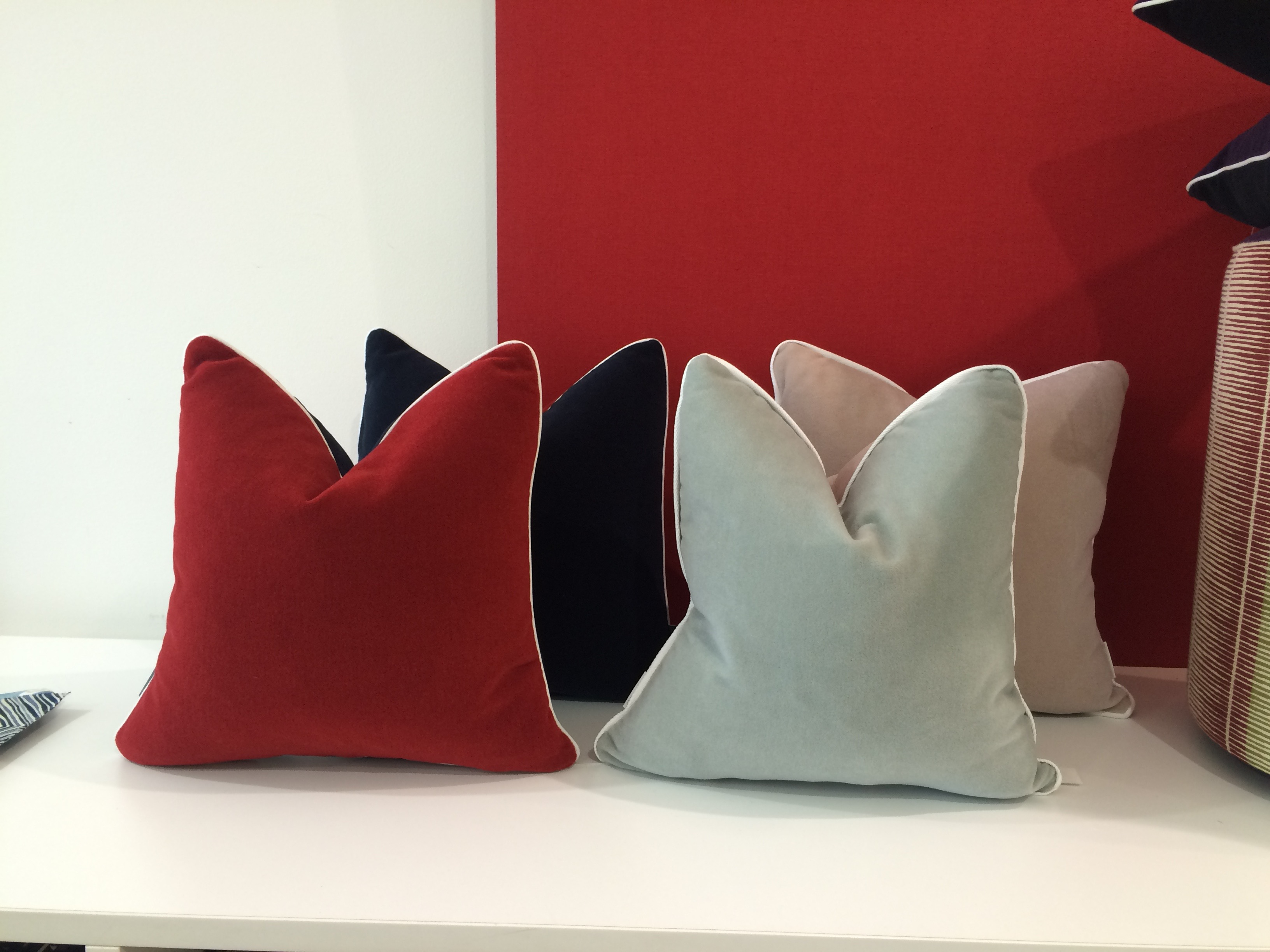 Dominique Kieffer Cushions