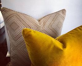 Schumacher & Zimmer Rhode Cushions