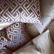 Mokum fabrics Velvet cushions