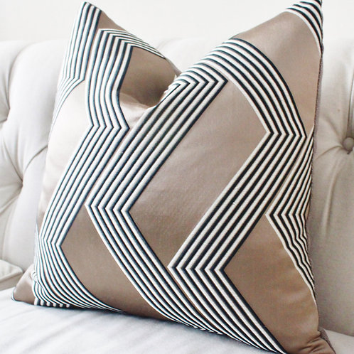 "DEDAR ""FUNKY STRIPES"" CUSHIONS"