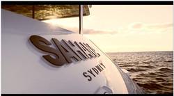 Sahana on the water
