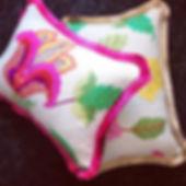 Dominique Kieffer scatter cushions