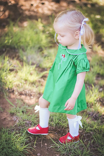 The Proper Peony Forrest Bow Dress