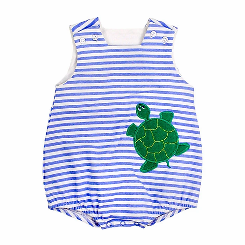 Bailey Boys - Turtle Infant Bubble