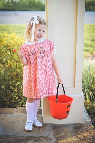 The Proper Peony Boo Dress