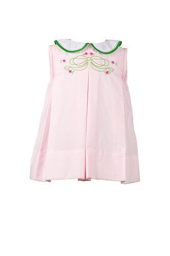 The Proper Peony Palmer Pink Dress