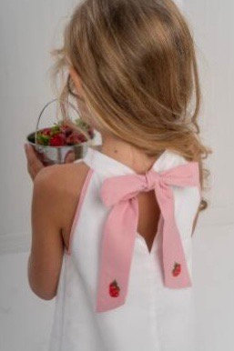 The Oaks Jewel Strawberry Dress