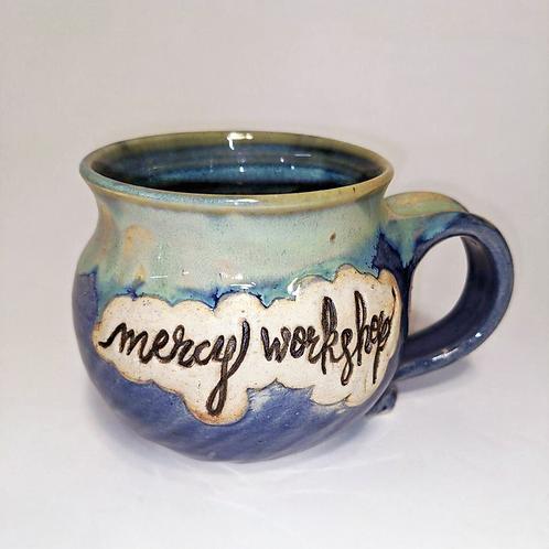 Mercy Workshop Mug