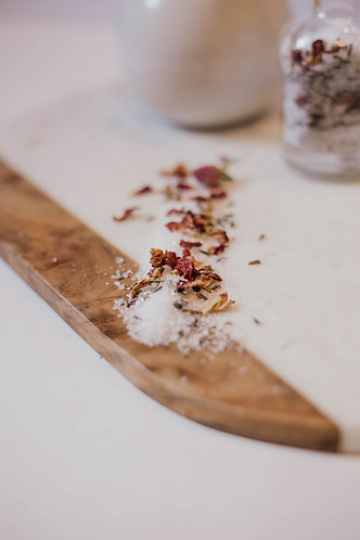 Rose and Lavender Epsom Salts