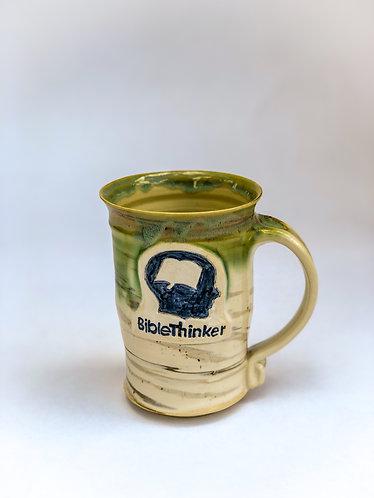 "Bible Thinker Mug (""Retro Style"")"