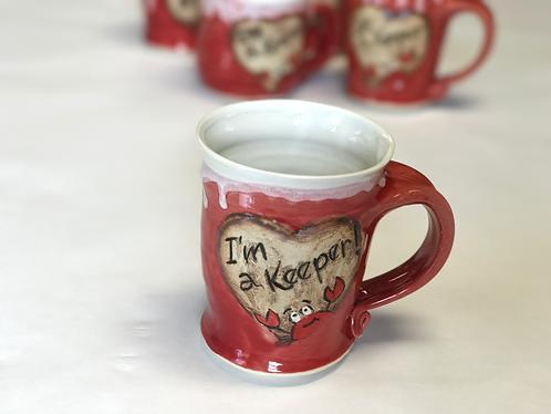 I'm a Keeper Mug