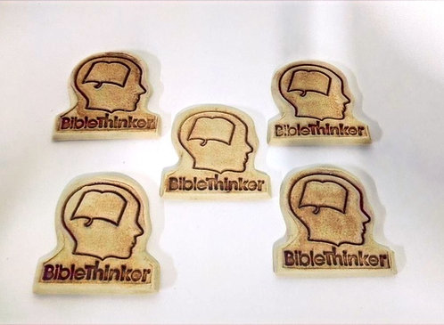 Bible Thinker Magnets