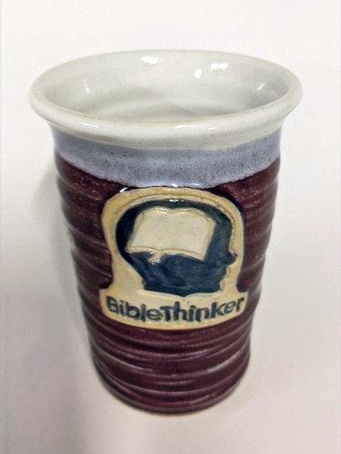Bible Thinker Tumbler / Short Style