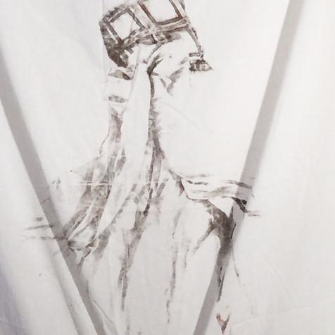 Portrait in Sheets