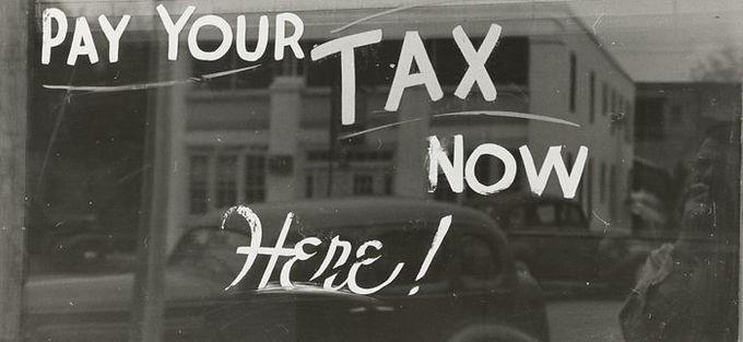 La mort... et les taxes!