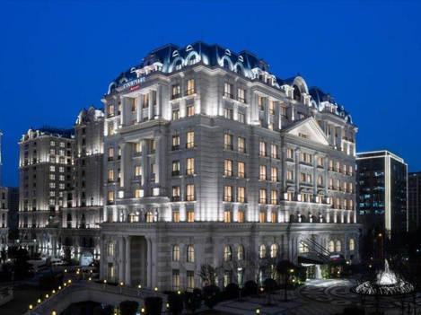 上海蘇寧環球萬怡酒店