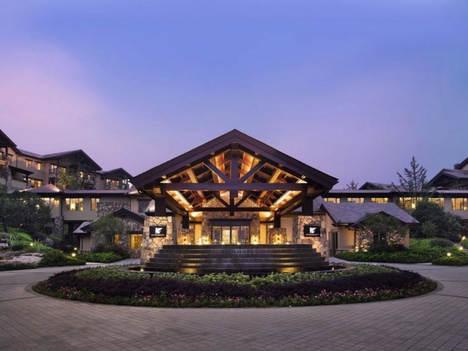 安吉JW萬豪酒店