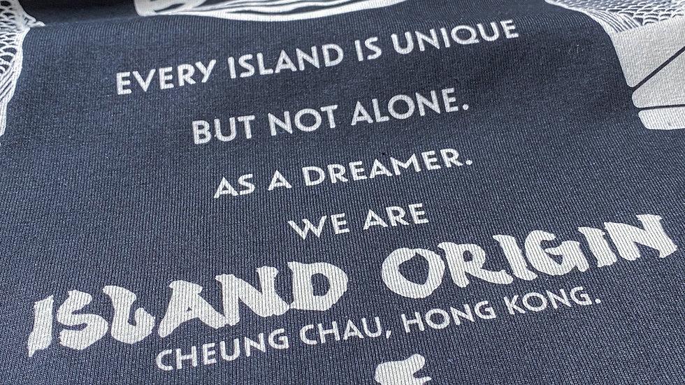 Island Origin Brand Tee