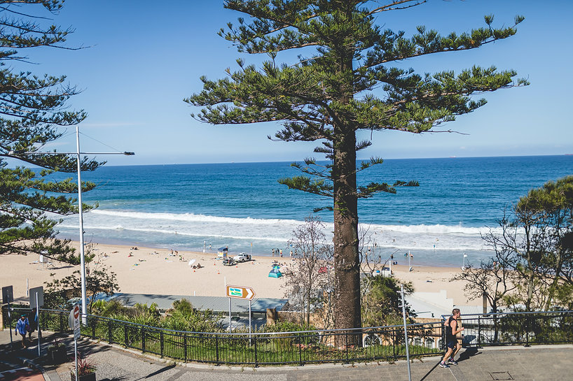 Lucia's Wollongong view