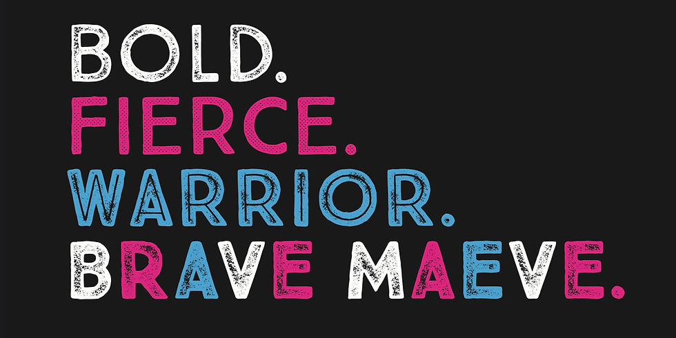 Workout for a Purpose: Brave Maeve