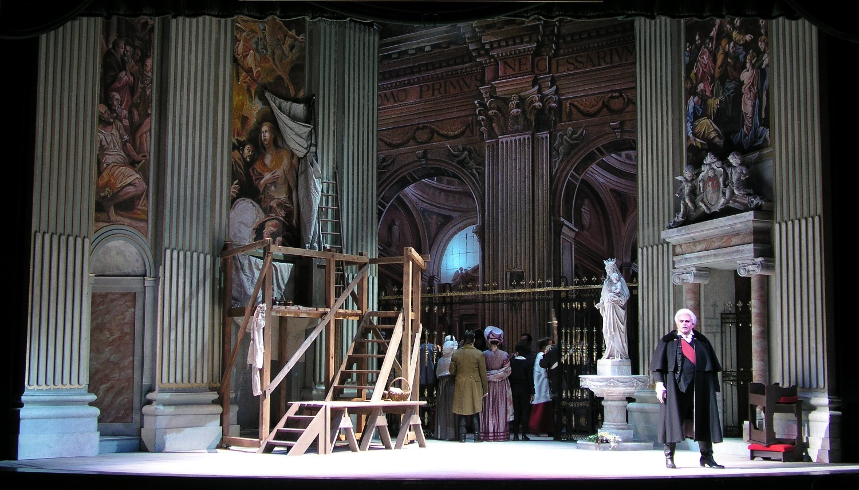 Tosca (Act I)
