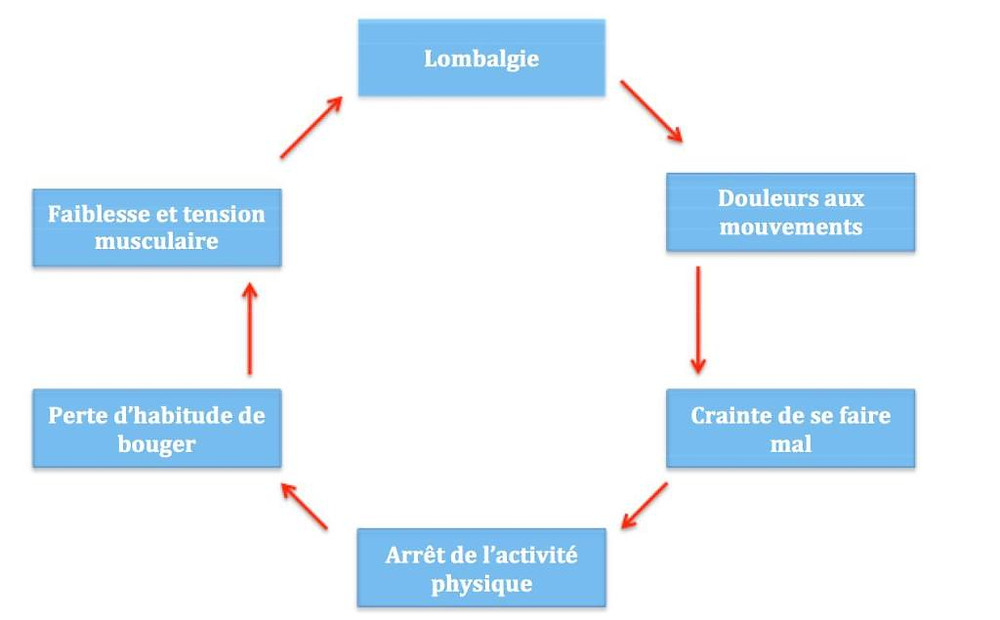 soulager lombalgies en ostéopathie