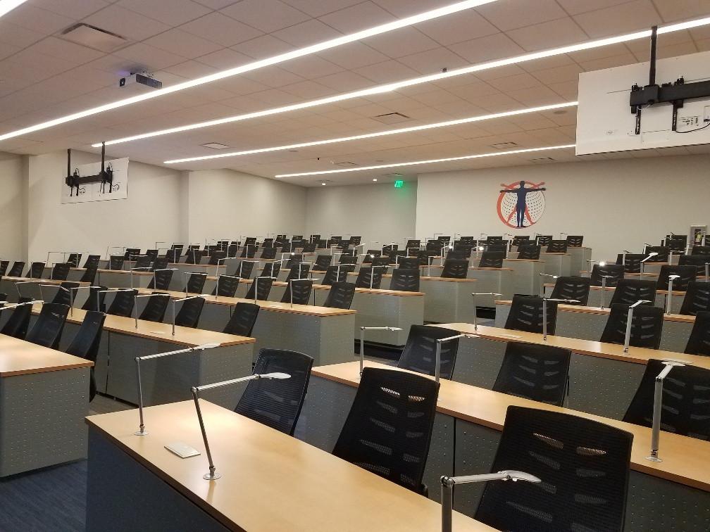 National Bioskills Laboratories - Auditorium