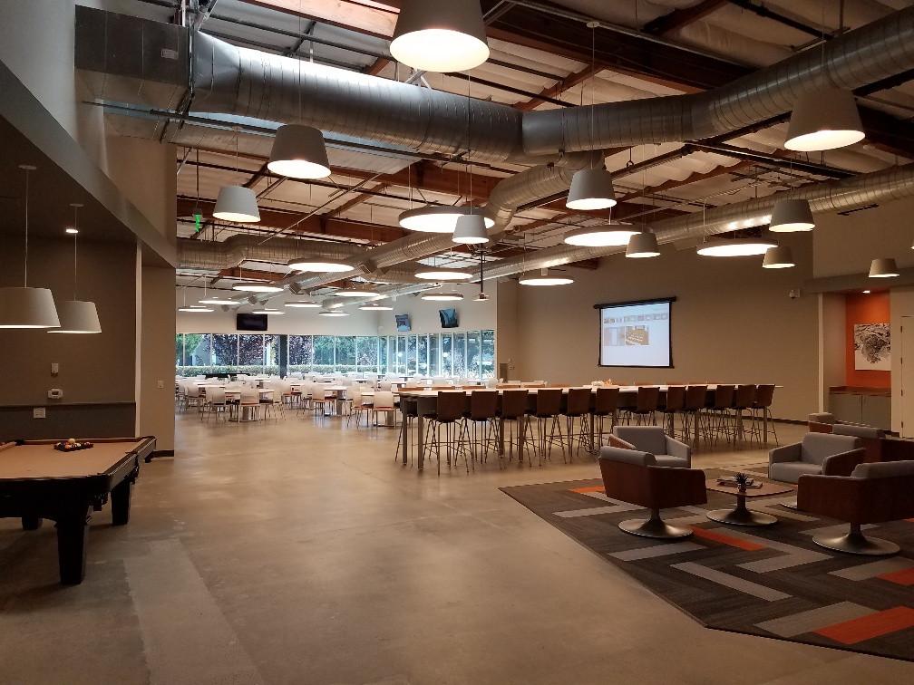 National Bioskills Laboratories - Lounge