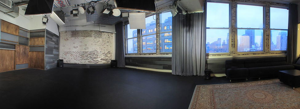 New York City Skyline Production Studio