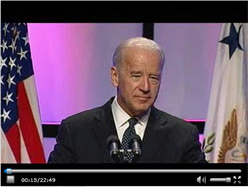 Joe Biden Webcast
