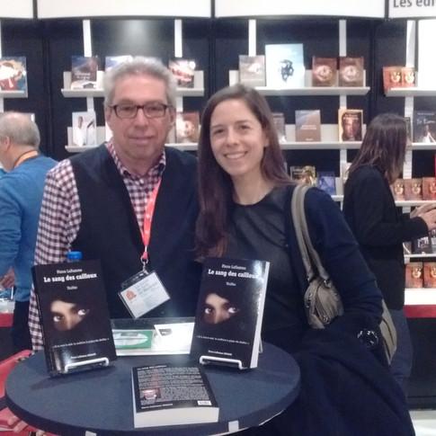 Salon du livre de Montréal 2017