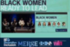 Stratosphere Webcast for Black Women Ready to Lead