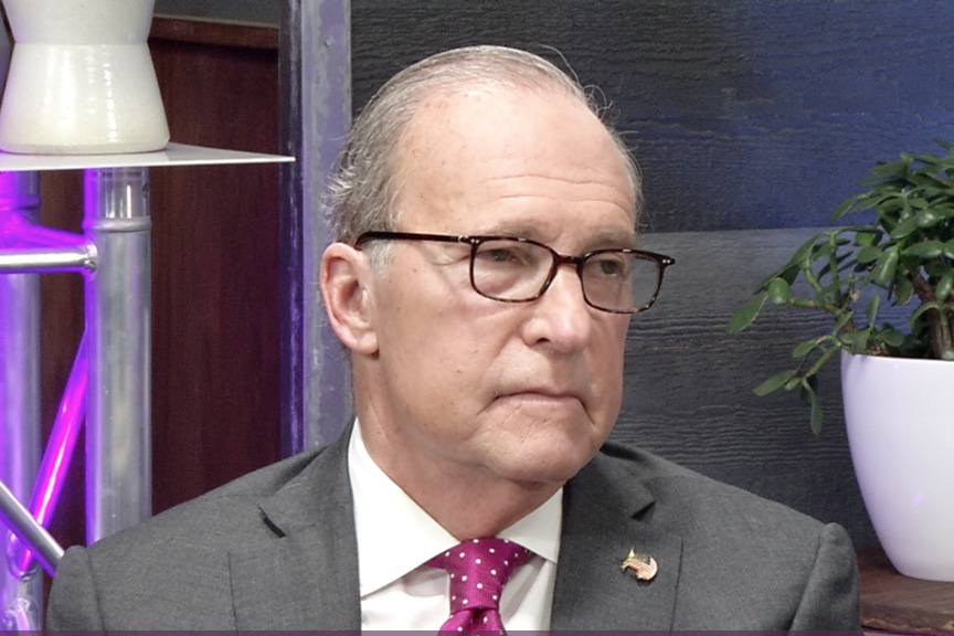 Larry Kudlow Interview Webcast