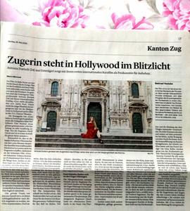 Zuger Zeitung CRU