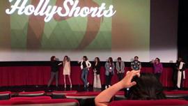 Hollywood Hollyshorts Filmfestival Filmmaker Q&A