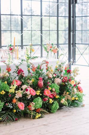 Décoration florale en Ile de France
